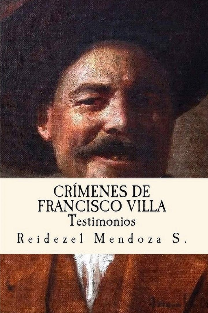 Pancho Villa: a revisión, en libro de Reydezel Mendoza