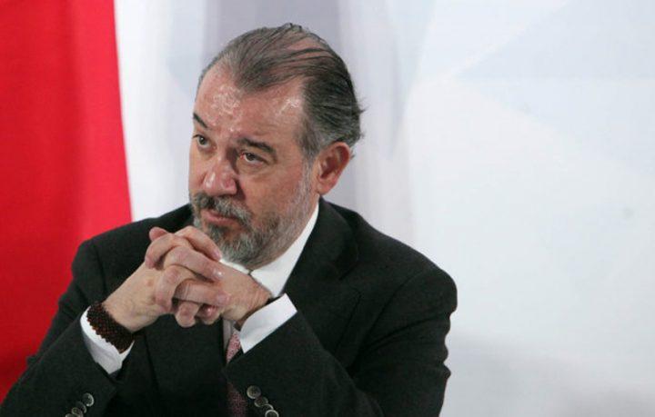 Raúl Cervantes, tapadera de la corrupción